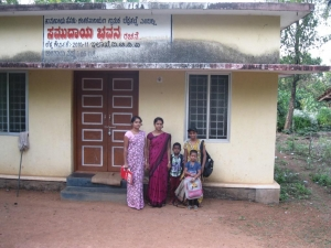 Teachers of Bedrakatte Center